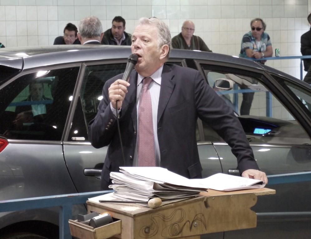 Maître François-Laurent Guignard, Commissaire-Priseur