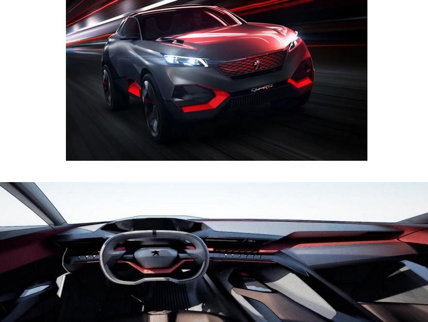 Peugeot Quartz 2