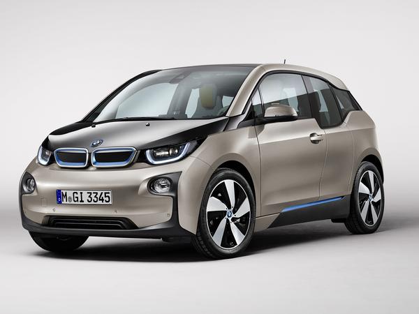 La nouvelle BMW i3
