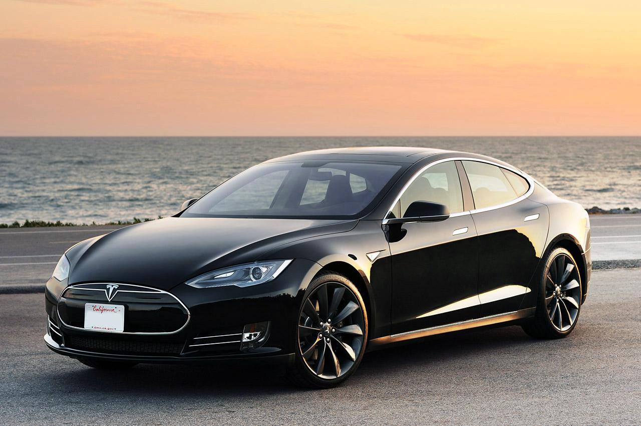 La Tesla Model S, un véhicule sportif et électrique d'un nouveau genre