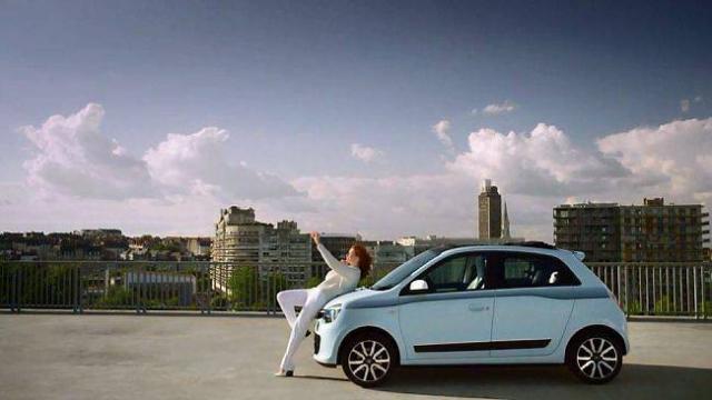 La Renault Twingo 3 à Nantes