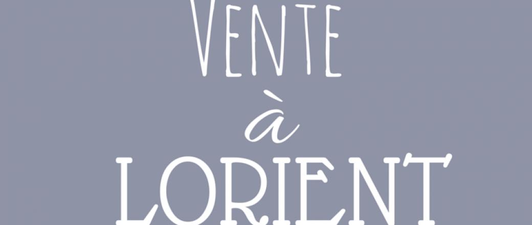 Vente du 15 septembre 2014 à Lorient
