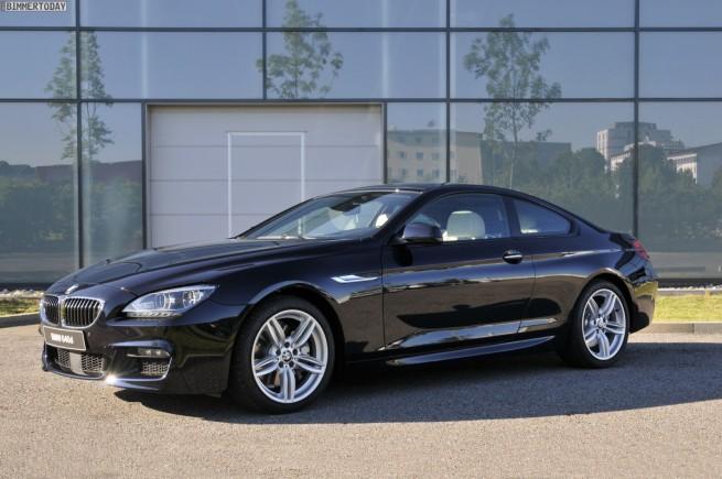 BMW 640 F13