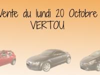 Vente du 20 Octobre à Nantes