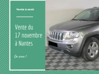 Vente du lundi 17 novembre à Nantes