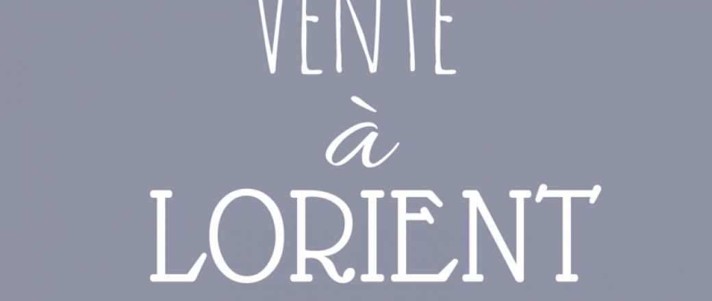 Vente du Lundi 26 Janvier à Lorient