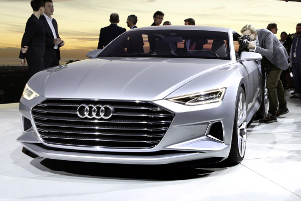 Audi Prologue concept car 2