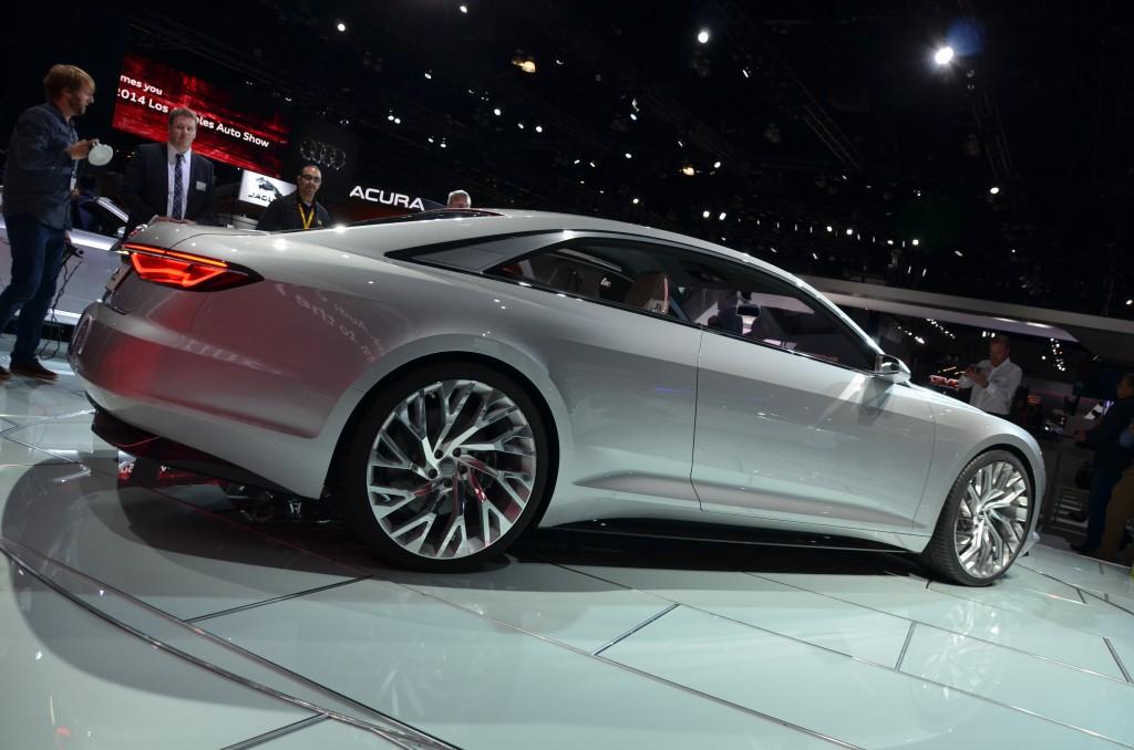 Audi Prologue concept car4