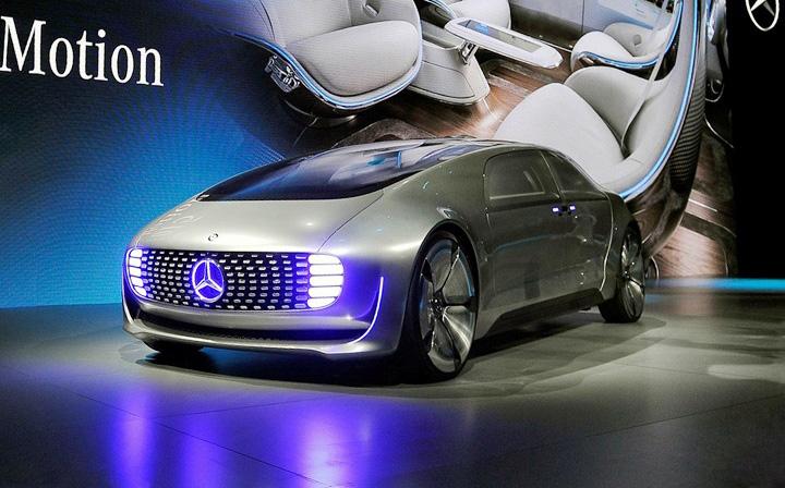 Concept Mercedes F 015