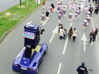 La nouvelle voiture de police d'Evry !