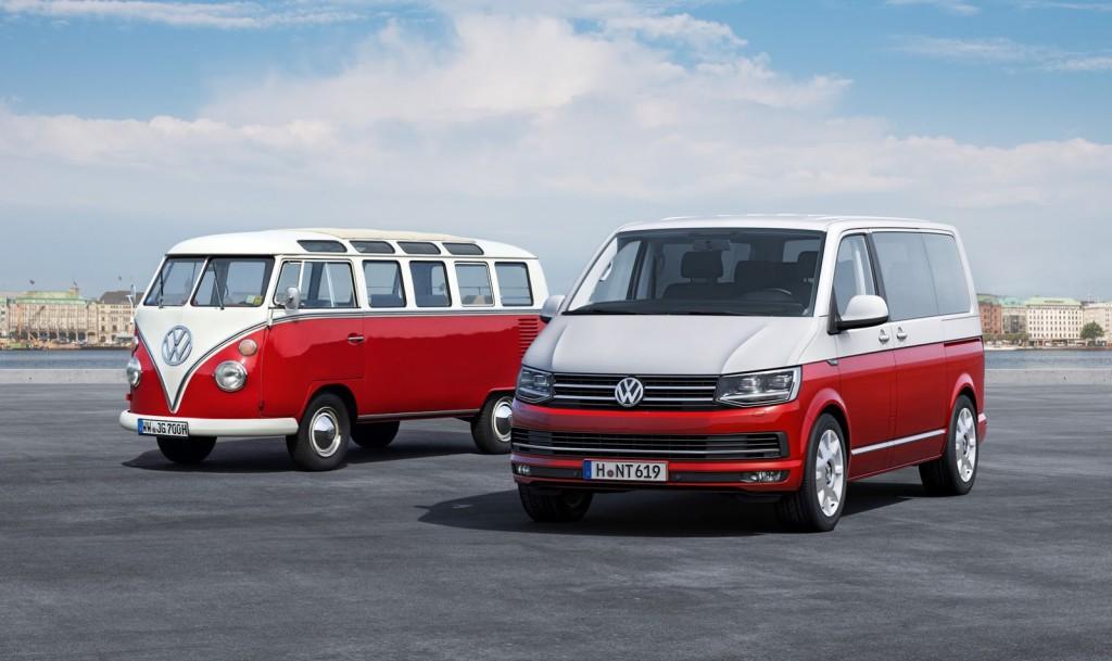 VW deux générations
