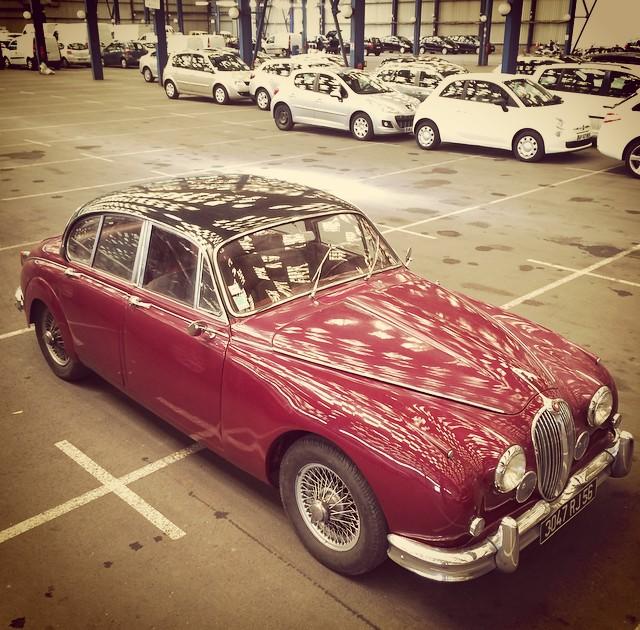 Jaguar mk2, 1968