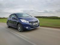 Record de consommation avec une Peugeot 208 de série