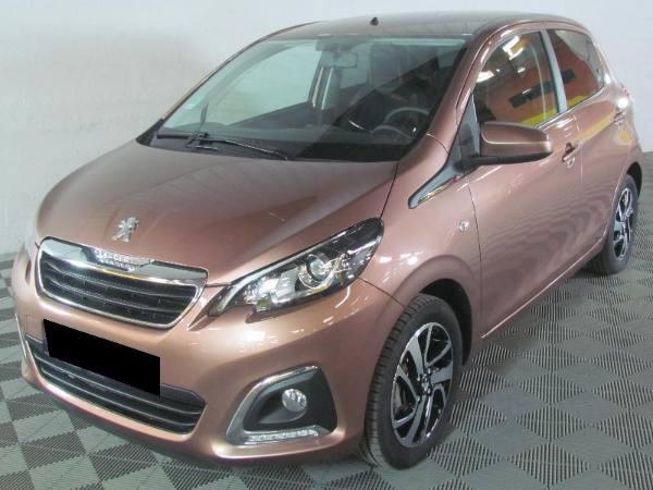 Peugeot 108 VPauto