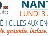Vente du lundi 3 Aout à Nantes