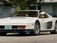 Ferrari Testarossa de Miami Vice aux enchères