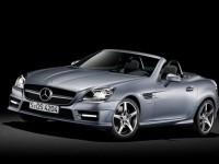 Mercedes SLK III 350 vendredi 17 Juillet