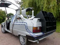 La Citroën BX «retour vers le futur»