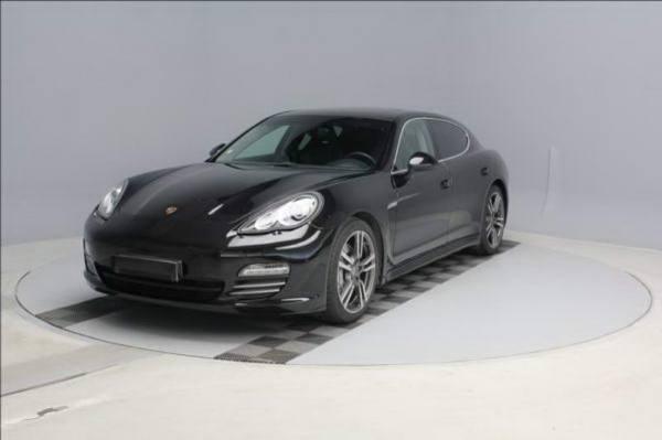 panaméra Porsche