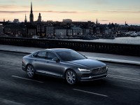 Volvo S90 : luxe et sécurité avant tout