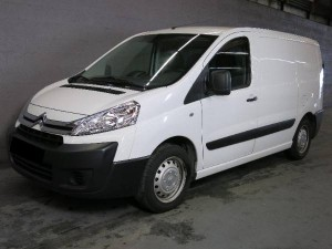CITROEN JUMPY II TOLE 2.0HDi125 27L1H1 Bus Ph2 Blanc