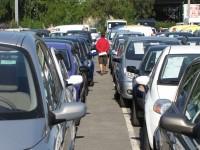 Le marché de l'automobile d'occasion en hausse