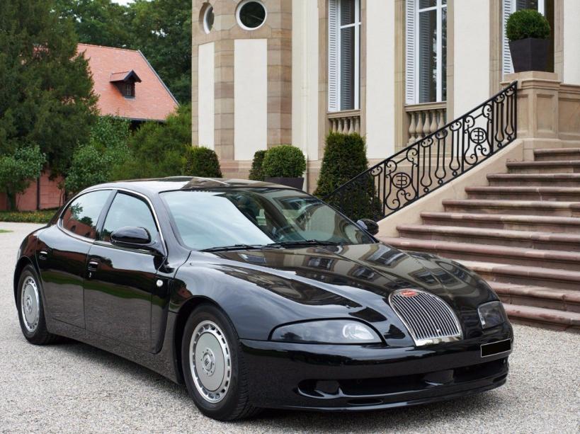Bugatti EB112 de 1999 aux enchères