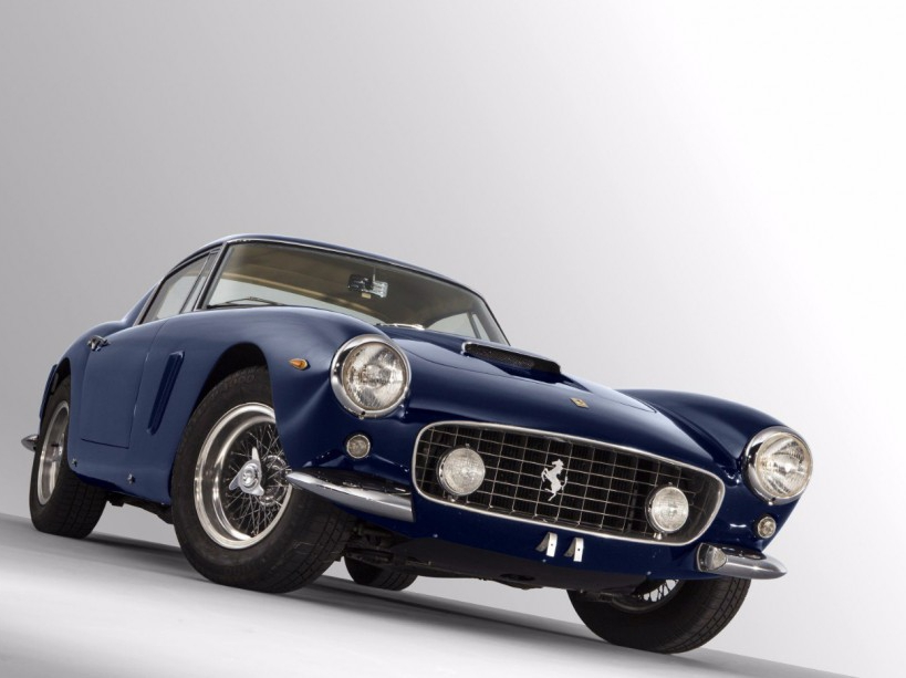 Ferrari 250 GT SWB Berlinetta 1963 aux enchères, estimation : 10 000 000€