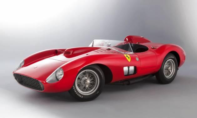 Ferrari 335 S Spider Scaglietti, 1957