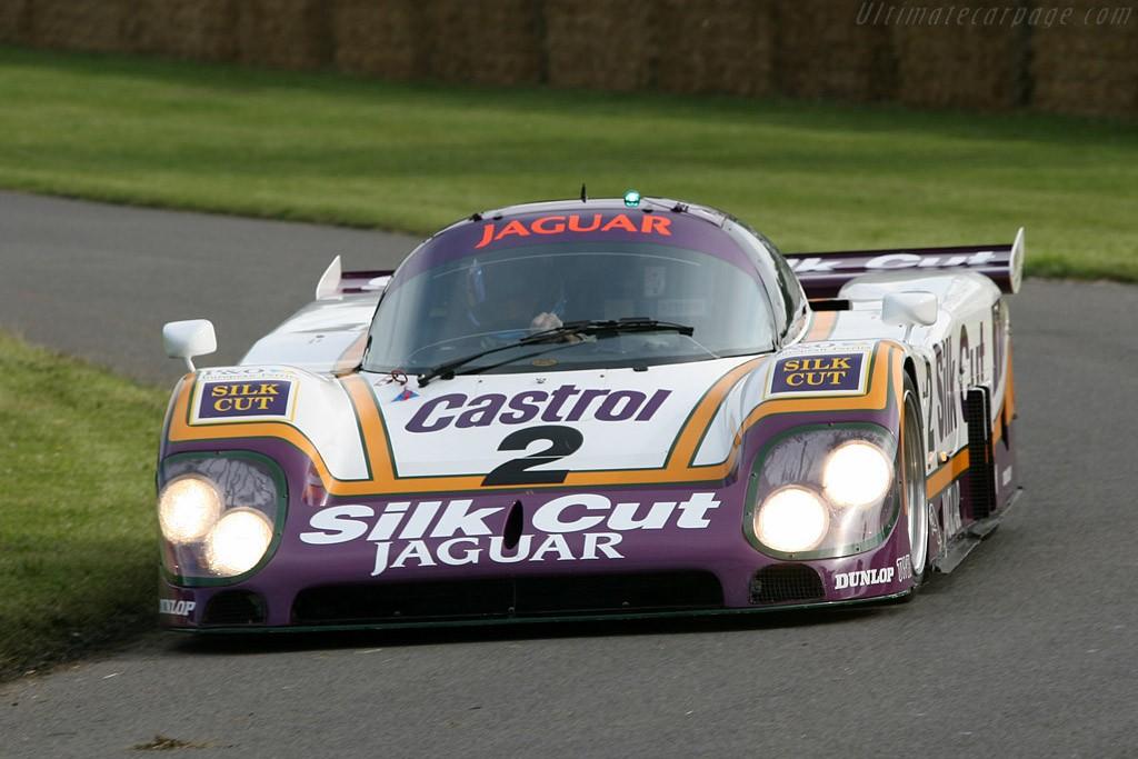 Jaguar XJR-9 LM 488 gagnante des 24h du Mans 1988