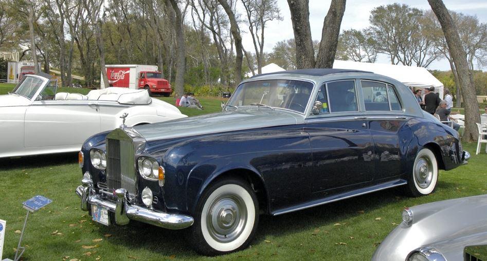 Rolls Royce Silver Cloud III de 1964 aux enchères, estimation : 400 000€