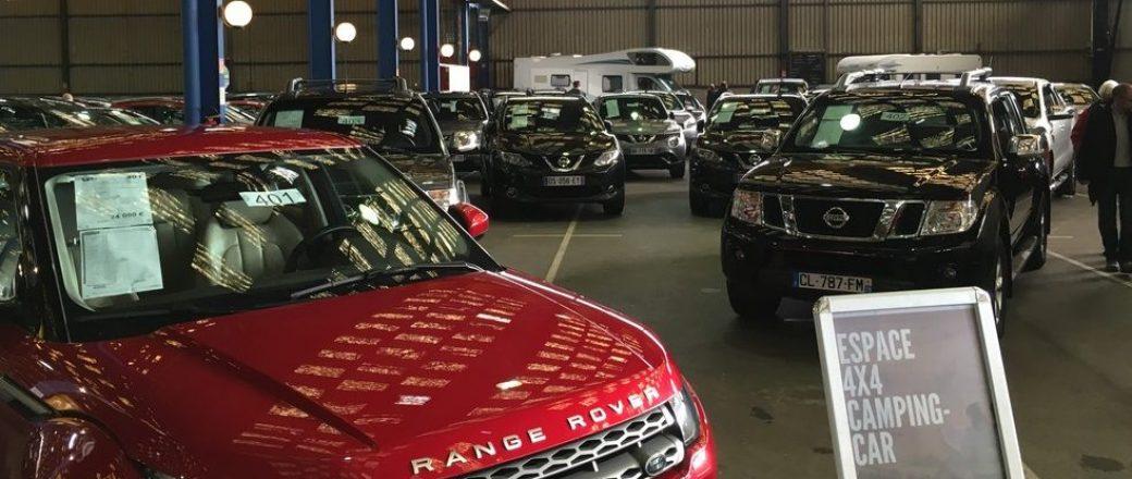 400 véhicules aux enchères pour la rentrée !
