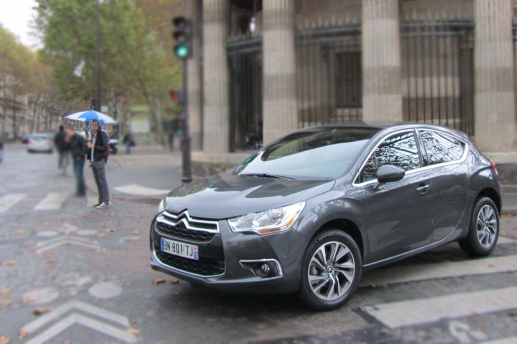 DS4 1.6THP 200 Sport Chic