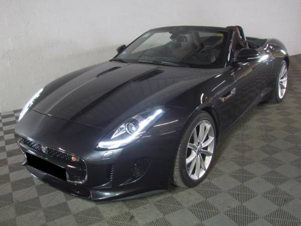 F-TYPE CABRIOLET