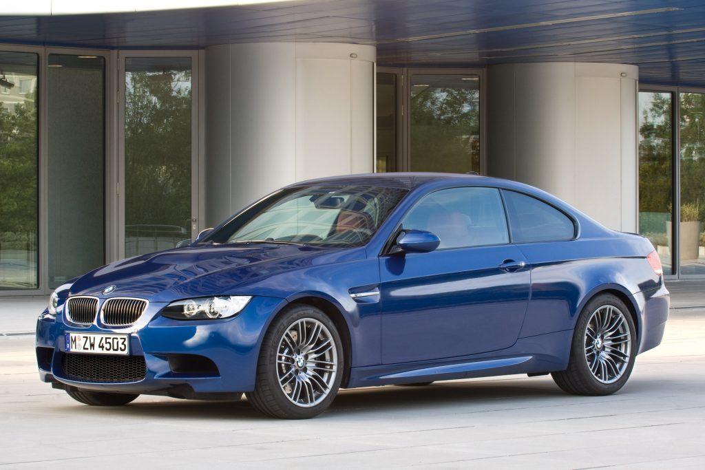 BMW M3 E92 aux enchères