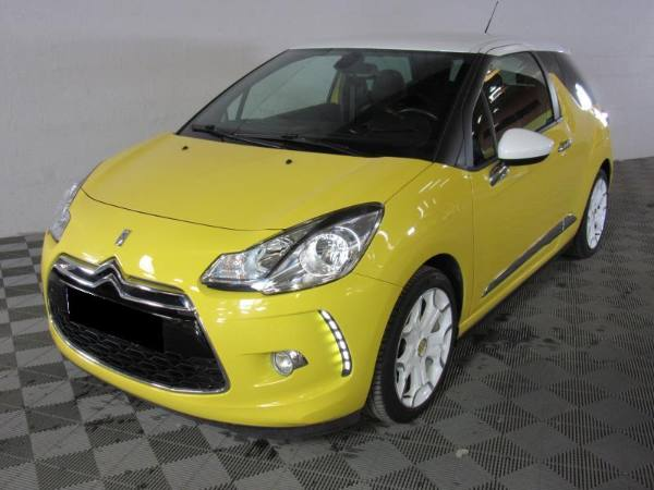 DS3 1.6THP155 Sport Chic
