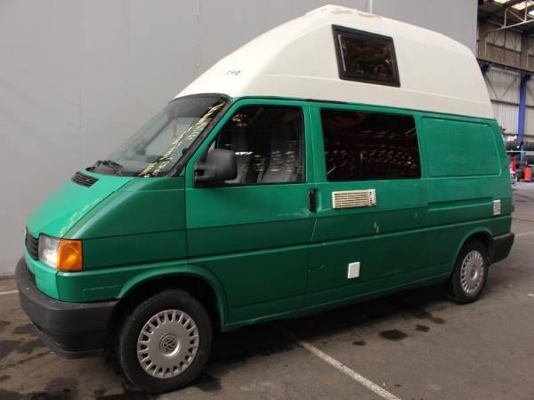 TRANSPORTER COMBI 2.4D Camping car