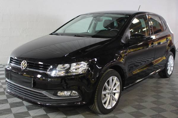 POLO V 1.4TDi90BM Lounge Ph2 5Ptes