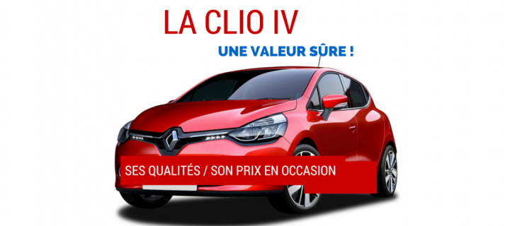 Tout sur la CLIO IV : la meilleure dans sa catégorie !
