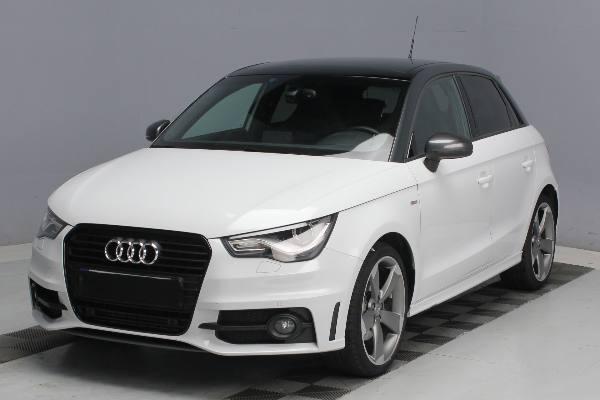 Audi S1 S-line