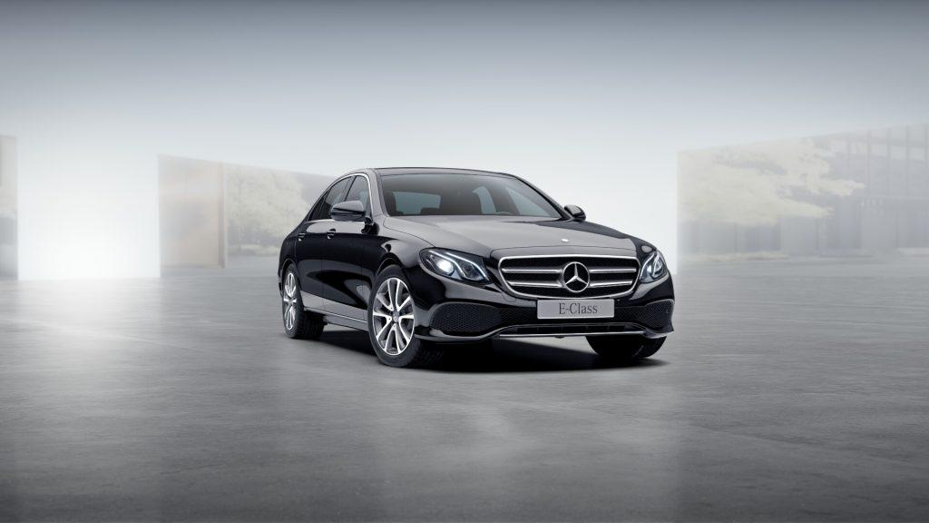 Mercedes E IV aux enchères