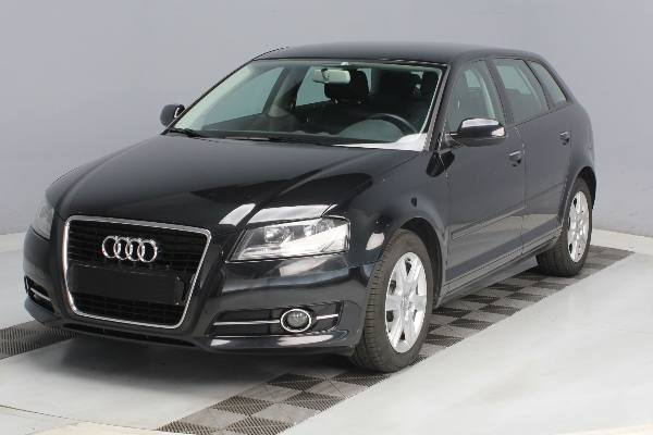 Audi A3 sportback aux enchères