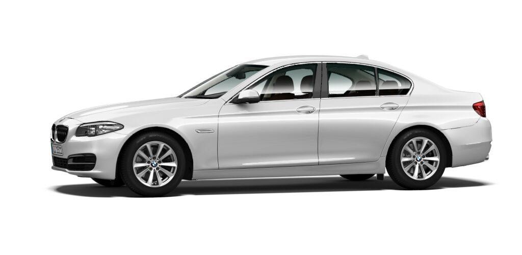 BMW 520 aux enchères