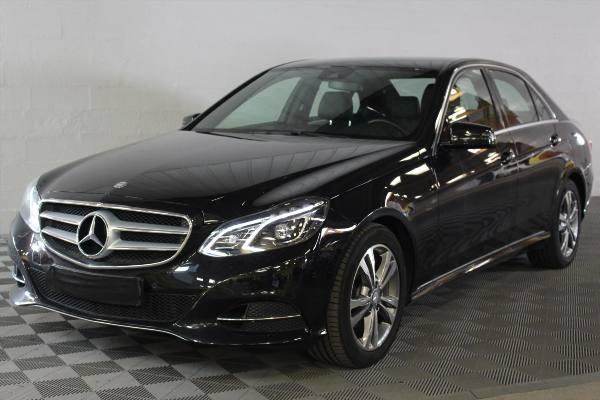 Mercedes classe E IV