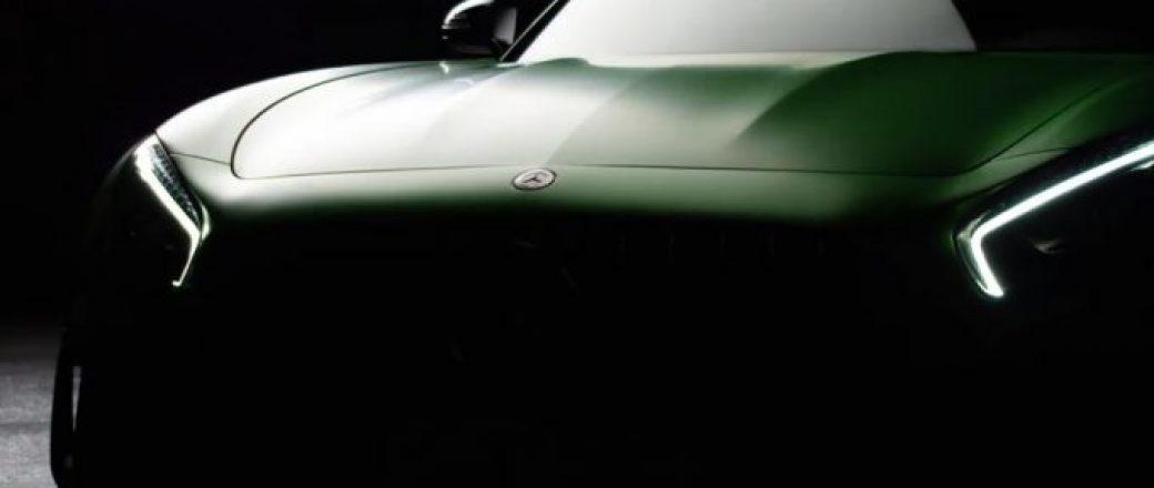 Mercedes-AMG GT R : Le monstre tant attendu !
