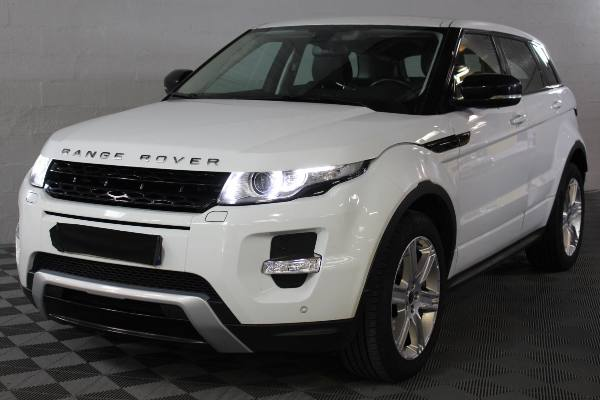 EVOQUE 2.2SD4 190 4x4 Dynamic 5p