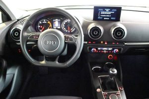A3 III 2.0TDi150 Ambition Luxe 3ptes