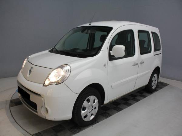 KANGOO II BREAK 1.5DCi90 Expression, 2011 - 133 924km, map 4 500€