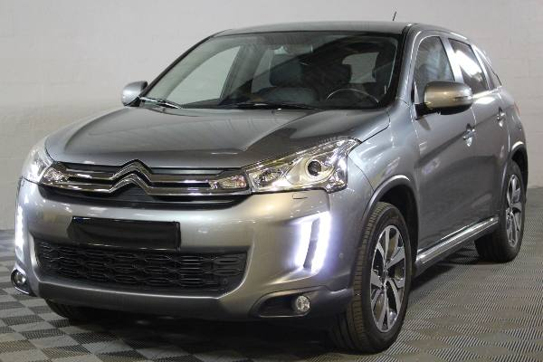C4 AIRCROSS 1.6HDi115 4X4 Exclusive, 2013 - 62 738km, map Entre 14 000 et 14 400€