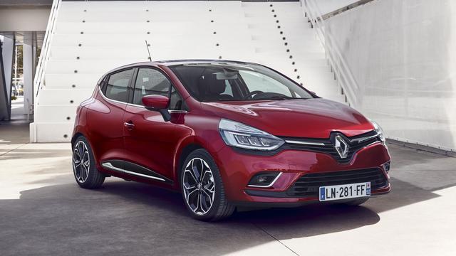 Renault CLio IV Restylée
